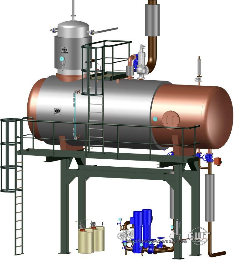 Boiler Feed Water Treatment ~ Boiler feed water treatment ewt technology
